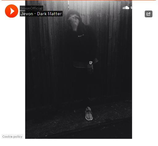 BRITHOPTV: [New Music] Jevon (@Jevon_Official) - 'Dark Matter' | #Grime