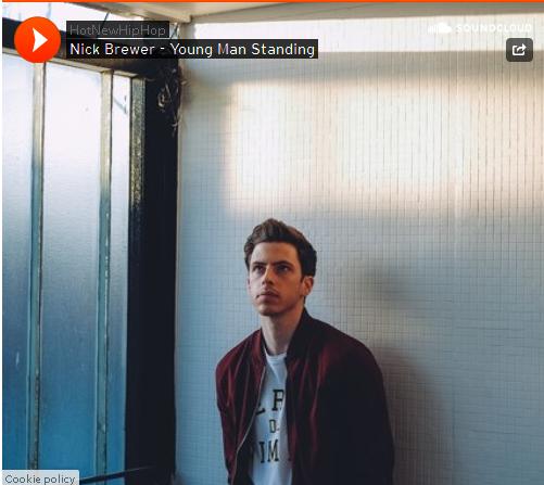 BRITHOPTV: [New Music] Nick Brewer (@ItsNickBrewer) - 'Young Man Standing' | #Grime #UKRap