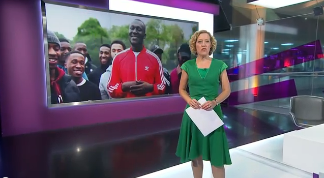 BRITHOPTV: [News] Eye Of The Stormzy (@Stormzy1): Wicked Skengman appears on Channel 4 News| #Music #MusicNews