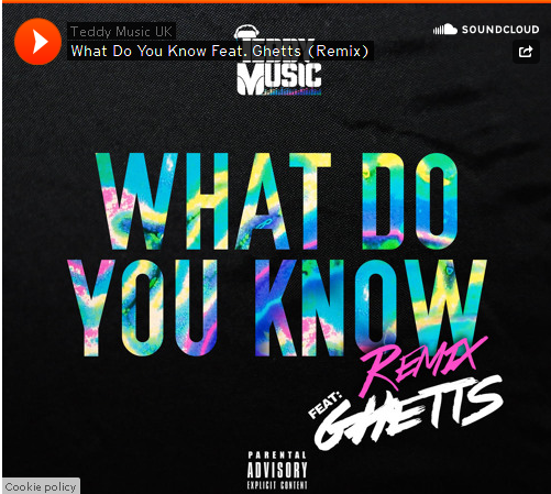 Teddy Music What You Know Remix