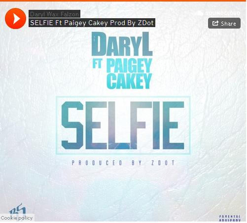 BRITHOPTV: [New Music] Daryl Wax Falzon (@DarylWaxFalzon) - 'Selfie Ft. Paigey Cakey (@Paigey_Cakey)' | #UkRap #Grime