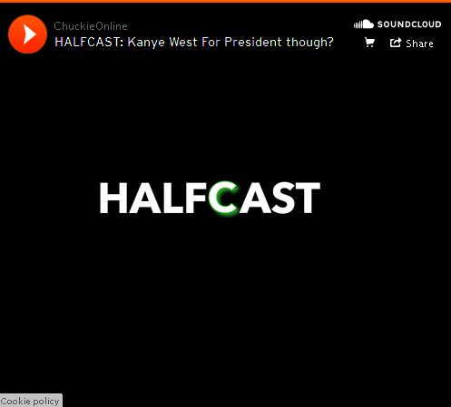 BRITHOPTV: [Podcast] Chuckie Online (@ChuckieOnline) & Poet (@PoetsCornersUK) - #HALFCAST - kanye west For president though? | #HipHop #Podcast