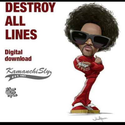 BRITHOPTV: [New Release] Kamanchi Sly (@KamanchiSly) -  'Destroy All Lines' Single OUT NOW! [Rel.31/08/15] | #UKRap #UKHipHop