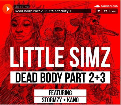BRITHOPTV: [New Music] Little Simz (@LittleSimz) - 'Dead Body Part 2+3 ft. Stormzy (@Stormzy1) & Kano (@ThRealKano)' | #UKRap #UKHipHop