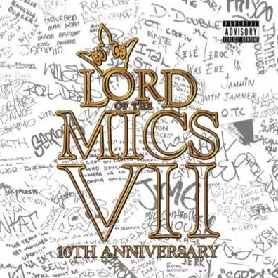 BRITHOPTV: [New Release] Lord Of The Mics VII (@LordOfTheMics): The 10th Anniversary #LOTM7 OUT NOW! [Rel. 25/09/15] | #Grime