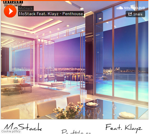 BRITHOPTV: [New Music] MoStack (@RealMoStack) - 'Penthouse Ft. Klayz (@Klayz)' | #UKRap #UKHipHop