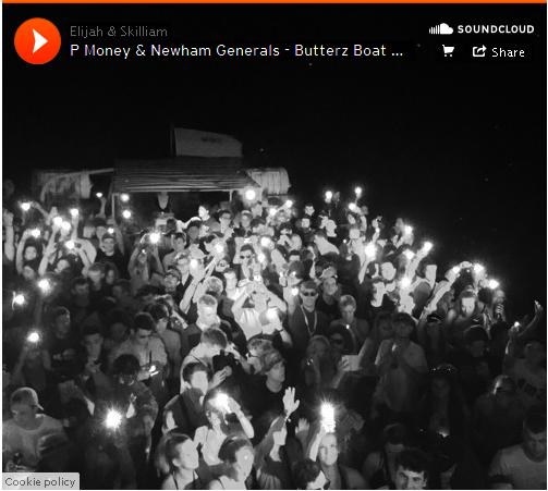 BRITHOPTV: [Audio] P Money (@KingPMoney) (@DDoubleE7) Footsie (@Footsie) - Butterz Boat Out Festival 2015 [@Butterz] | #Jungle e