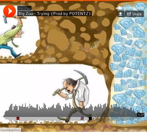 BRITHOPTV: [New Music] Big Zuu (@itsBigZuu) - 'Trying'  (Prod. @Potentz) | #Grime