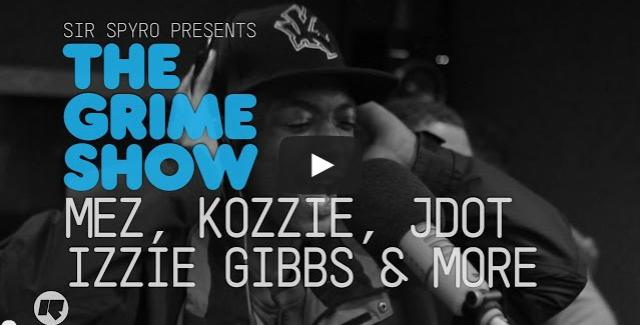 BRITHOPTV- [Video Set] Mez (@UncleMez), Kozzie (@OfficialKozzie), JDot (@Jdotnotts), Izzie Gibbs (@IzzieGibbs), Rawza (@RawzArtilla), Kay FOD (@Kay_FOD)