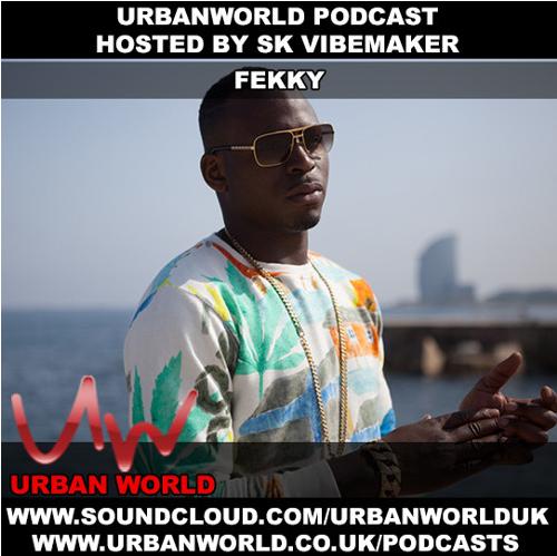 BRITHOPTV: [Podcast] SK Vibemaker (@SKVibemaker) Interview with Fekky (@FekkyOfficial) [@UrbanWorldUK]  | #HipHop #Grime #RNB#Podcast