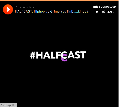 BRITHOPTV: [Podcast] Chuckie Online (@ChuckieOnline) & Poet (@PoetsCornerUK) - #HALFCAST -  HipHop Vs Grime (Rnb.... Kinda) Guests: @SnipsTweets and @EmmaGemmaAmy | #HipHop #Podcast