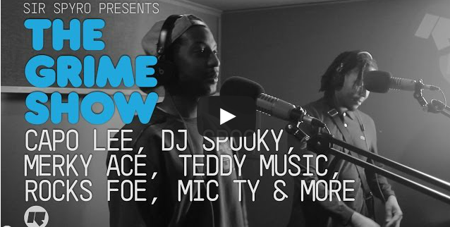 BRITHOPTV- [Video Set] Capo Lee (@Capo Lee100) DJ Spooky (@SpartanSpooky) Merky Ace (@MerkyAce ) Teddy Music (@TeddyMusicUK) Big Shizz