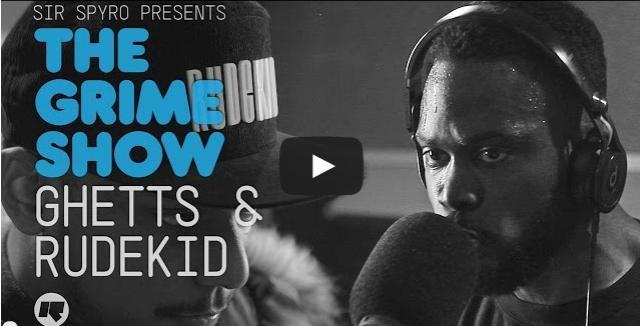 BRITHOPTV- [Video Set] Ghetts (@JClarke_Ghetts) & Rudekid (@RudekidMusic) on Sir Spyro's (@SirSpyro) The #GrimeShow [@RinseFM] I #Grime