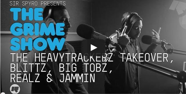 BRITHOPTV- [Video Set] The HeavyTrackerz (@HeavyTrackerz) – Blittz (@Boasy_Blittz) & Big Tobz (@BigTobzSF) Realz (@RlzWorld) & Jammin (@JamminMC) o