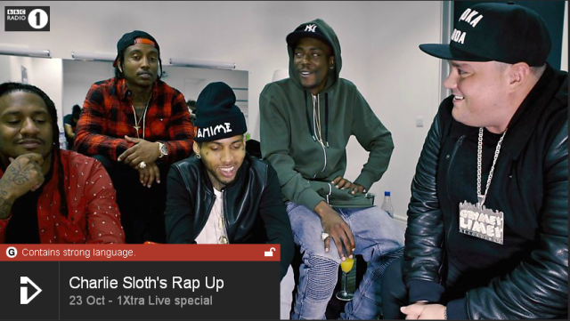 BRITHOPTV: [Web Show] Charlie Sloth's (@CharlieSloth) Rap UP BBC 1Xtra Live Special [S1: E34] 23rd November 2015 | WSTRN (@WSTRNMusic ) Kid Ink (@KidInk) [@BBCR1] | #HipHop #Rap #Grime