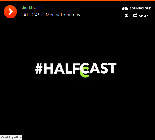 BRITHOPTV: [Podcast] Chuckie Online (@ChuckieOnline) & Poet (@PoetsCornerUK) - #HALFCAST - Guest: @RellikArtist - 'Men With Bombs' | #Podcast #HipHop #Grime
