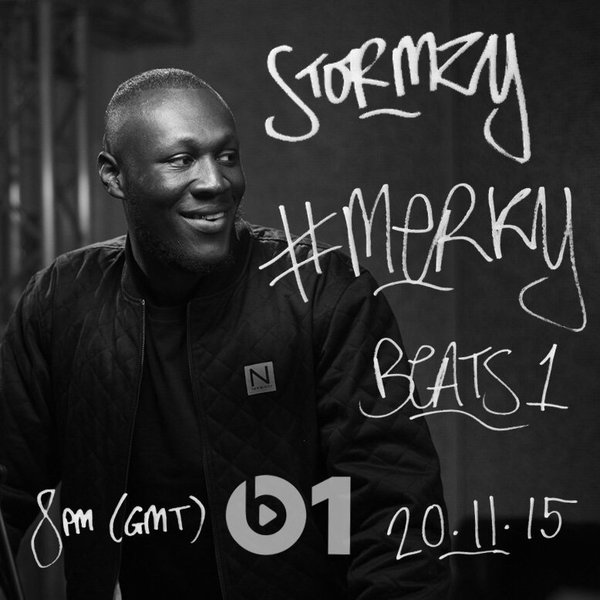 BRITHOPTV: [News] Stormzy (@Stormzy1) & Dj Tiiny (@Dj Tiiny) launch #Merky Show On Beats1 (@Beats1)| #Music #MusicNews