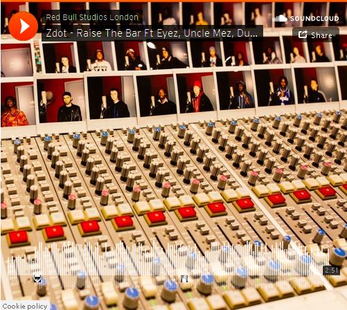 BRITHOPTV: [New Music] Zdot @ZDotProductions)  - 'Raise The Bar Ft Eyez (@Eyez_UK) , Mez (@UncleMez), Dubzy (@DubzySnazz), Snowy (@SNOW667) & Row D (@Row_D_N3)' | #Grime