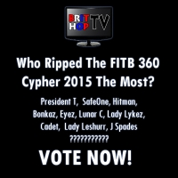 #FITB360Cypher 2015