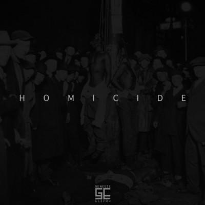 BRITHOPTV: [New Release] Genesis Elijah (@GenesisElijah) - 'Homicide' Single OUT NOW! [Rel. 27/1/15] | #UKRap #UKHipHop