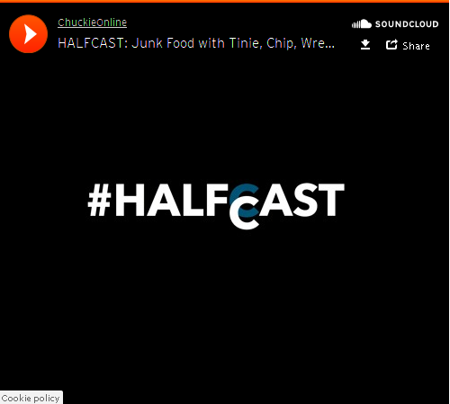 BRITHOPTV: [Podcast] Chuckie Online (@ChuckieOnline) & Poet (@PoetsCornerUK) - #HALFCAST - Junk Food with Tinie Tempah, Chip, Wretch 32  and Anthony Joshua Guest: Guests: @SophieMillerUK and @NahideMusic | #Podcast #Grime #UKHipHop