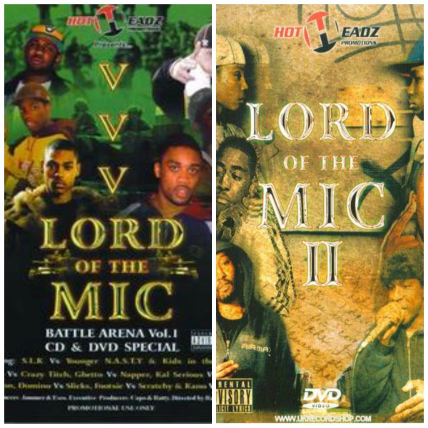 BRITHOPTV: [News] Lord Of The Mics (@Lord Of The Mics) I & II To Be Re-Released | #Grime #News #MusicNewsop #History
