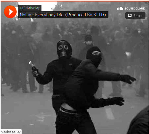 BRITHOPTV: [New Music] Nolay (@OfficialNolay) - 'Everybody Die' (Prod. Kid D)  | #Grime