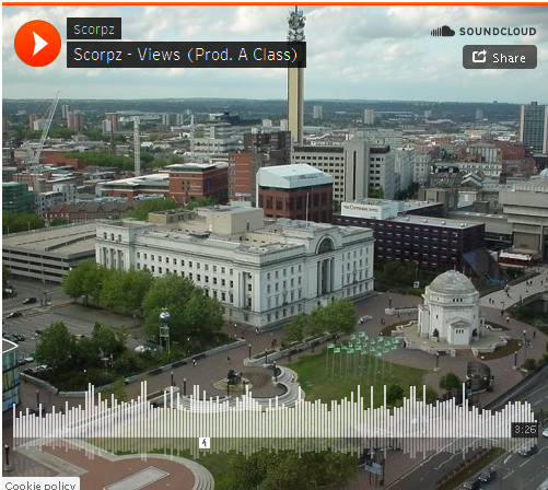 BRITHOPTV: [New Music] Scorpz  (@WaveyScorpz) - 'Views' (Prod. @Aclass)   #Grime