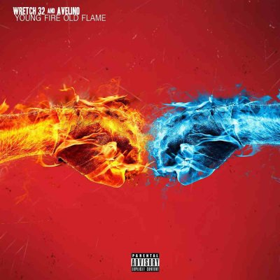 BRITHOPTV: [New Release] Wretch 32 (@Wretch32) & Avelino (@OfficialAvelino) - 'Young Fire Old Flame' Mixtape OUT NOW! [Rel. 18/12/15] | #UKRap #UKHipHop
