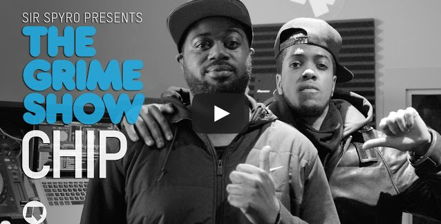 BRITHOPTV- [Video Set] Chip (@OfficialChip) The #GrimeShow [@RinseFM] I #Grime