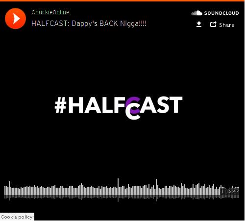 BRITHOPTV: [Podcast] Chuckie Online (@ChuckieOnline) & Poet (@PoetsCornerUK) - #HALFCAST -  Dappy's (@TheDappy) Back N***a | #Podcast #Grime #UKHipHop