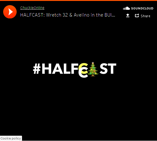 BRITHOPTV: [Podcast] Chuckie Online (@ChuckieOnline) & Poet (@PoetsCornerUK) - #HALFCAST -  Guests: Wretch32 (@Wretch32) and Avelino (@OfficialAvelino) | #Podcast #Grime #UKHipHop