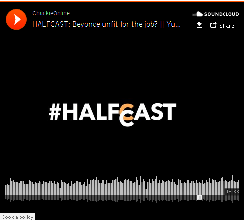BRITHOPTV: [Podcast] ChuckieOnline (@ChuckieOnline) & Poet (@PoetsCornerUK) - #HALFCAST - Beyonce (@Beyonce) unfit for the job? || Yungen (@YungenPlayDirty) & Chip (@OfficialChip) | #Podcast #Grime #UKHipHop