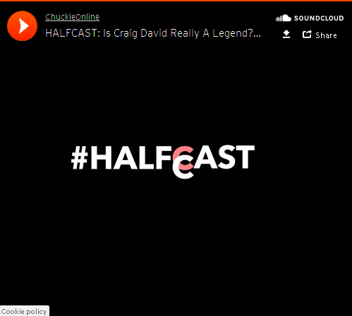 BRITHOPTV: [Podcast] ChuckieOnline (@ChuckieOnline) & Poet (@PoetsCornerUK) - #HALFCAST - Guest: ApparentlyImKJ & @RaspyShxt Is Craig David A Legend? | #Podcast #Grime #UKHipHop