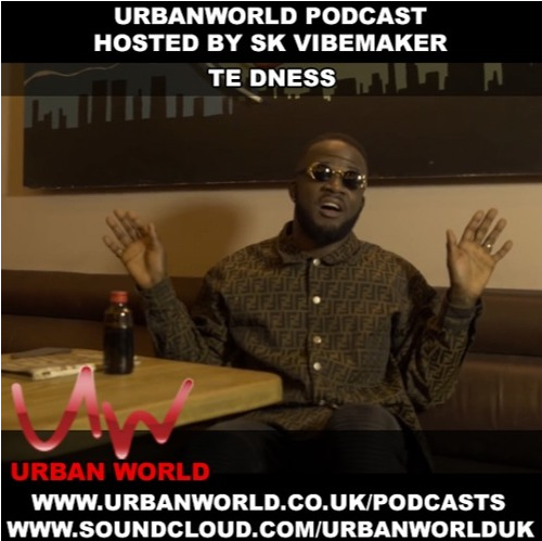 BRITHOPTV: [Audio Interview] TE Dness  (@TE Dness) interview with SKVibemaker (@SKVibemaker) [@UrbanWorldUK]   #UKRap #UKHipHop