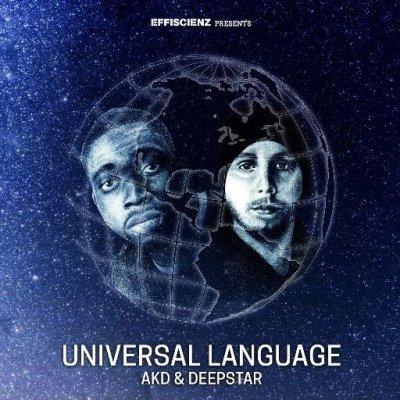 BRITHOPTV: [New Release] AKD (@AriseKingDavid)  X  Deepstar (@JulesDrizzle) - 'Universal Language' Album OUT NOW! [Rel. 26/02/16] | #UKRap #UKHipHop