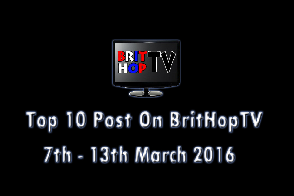 BHTV Top 10 header 7th - 13th March 2016