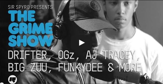 BRITHOPTV- [Video Set] Drifter (@SirDrifter), OGZ (@OrganisedGz), AJ Tracey (@AJFromTheLane), Big Zuu (@ItsBigZuu) and Funkydee (@ Funkydee1)