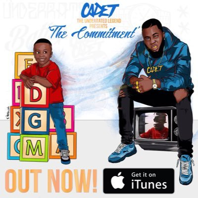 BRITHOPTV: [New Release] Cadet (@CallMeCadet) - 'The Commitment'  E.P. OUT NOW! [Rel. 19/02/16] | #Grime