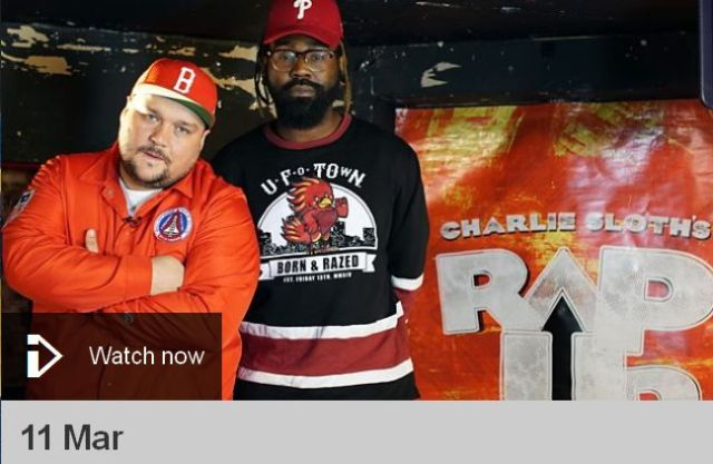 BRITHOPTV: [Web Show] Charlie Sloth's (@CharlieSloth) Rap UP [S1: E54] 11th March 2016 | Mikill Pane (@MikillPane) & Ozone Music [@BBCR1] | #HipHop #Rap #Grime