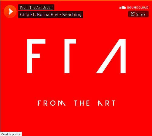 BRITHOPTV: [New Music] Chip (@OfficialChip) - 'Reaching Ft. Burna Boy (@BurnaBoy)' | #UKRap #AfroBeat