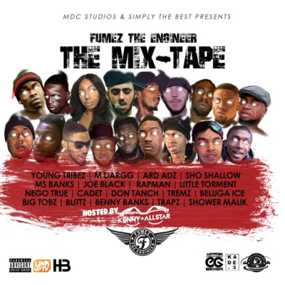BRITHOPTV: [New Release] Fumez The Engineer (@UncleFumez) - 'The Mix Tape'  OUT NOW! [Rel. 14/03/16] | #UKRap #UKHipHop