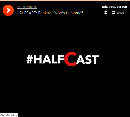 BRITHOPTV: [Podcast] Chuckie Online (@ChuckieOnline) & Poet (@PoetsCornerUK) - #HALFCAST - Guest: Chams (@ChamsFace4Music) Bonkaz (@Bonkaz) Who's To Blame? | #Grime #HipHop #Podcast