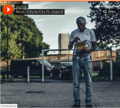 BRITHOPTV: [New Music] Rival (@JusRival) - 'City to City Ft. Dubz D (@Dubz_D)' (Prod. by @TenBillionDreams)  | #Grime
