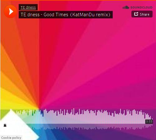 BRITHOPTV: [New Music] TE dness (@TE_dness) - 'Good Times (@KatManDu Remix)' | #UKRap #UKHipHop