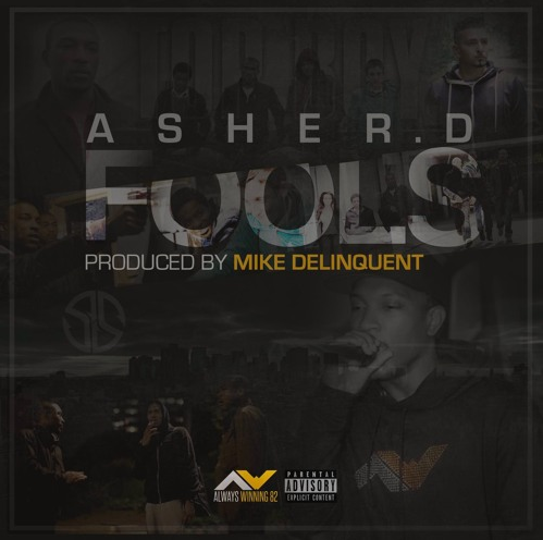 BRITHOPTV: [New Music] Asher D (@AshleyWalters82) - 'Fools' (Prod. @MikeDelinquent) | #Grime
