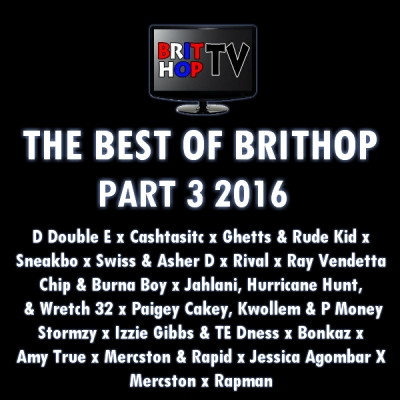 BRITHOPTV: [Podcast] Best Of BritHop: March 2016 | #Grime #UKHipHop #Podcast