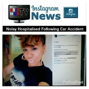 BRITHOPTV: [News] Nolay (@OfficialNolay) Hospitalised Following Car Accident   #News #MusicNews #Grime