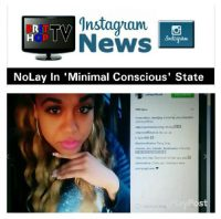 BRITHOPTV: [News] NoLay (@OfficialNoLay) In 'Minimal Conscious' State | #News #MusicNews #Grime