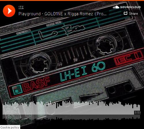BRITHOPTV: [New Music] Rigga Romez (@RiggaRomez) X GOLD1NE (@GOLD1NE) - 'Playground' | #UKRap #UKHpHop